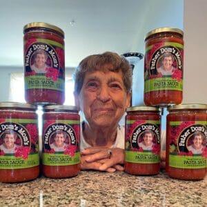 homemade pasta sauce, made in wi, authentic italian pasta sauce
