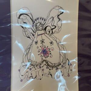 original drawings for sale, angel drawings for sale, drawings for sale