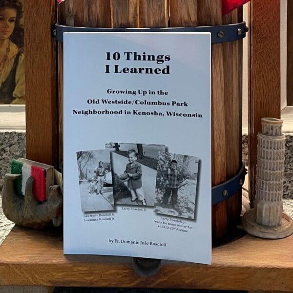 books about kenosha, memories of kensoha wi, memories of columbus park in kenosha wi